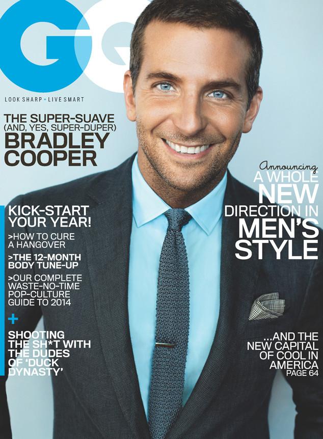 Bradley Cooper, GQ