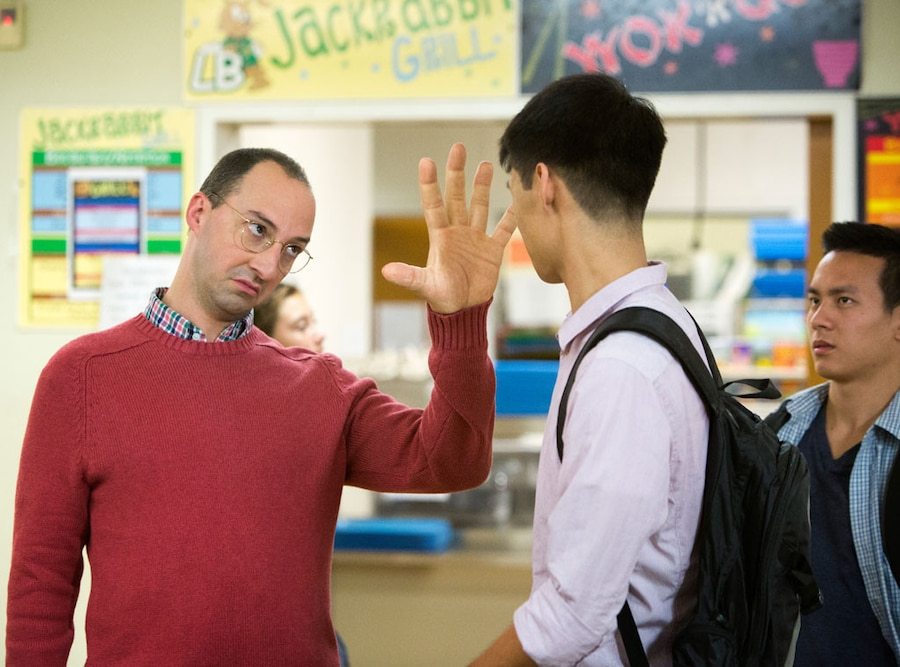 Tony Hale, Arrested Development