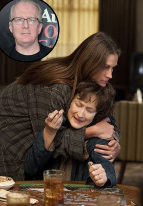 August Osage County, Meryl Streep, Julia Roberts, Tracy Letts