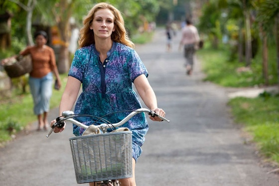 Julia Roberts, Eat Pray Love