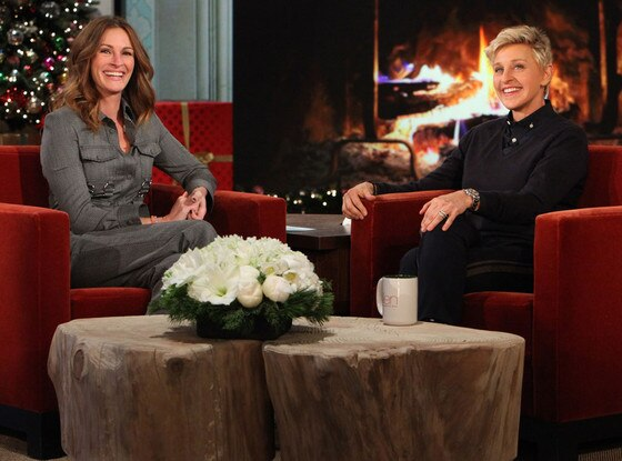 Julia Roberta, Ellen DeGeneres