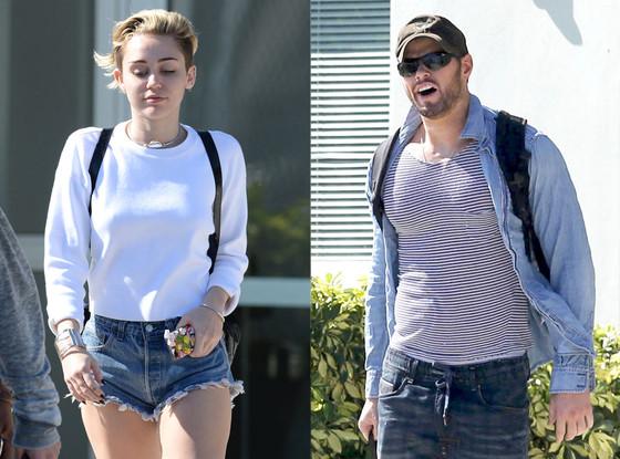 Miley Cyrus, Kellan Lutz