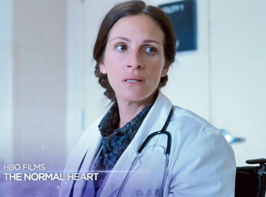 Julia Roberts, The Normal Heart