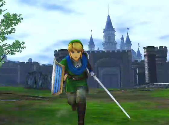 Zelda, Wii U Hyrule Warriors
