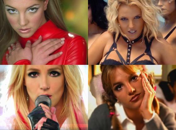 Britney Spears Videos
