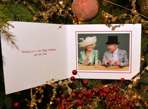 Prince Charles, Camilla Royal Christmas card