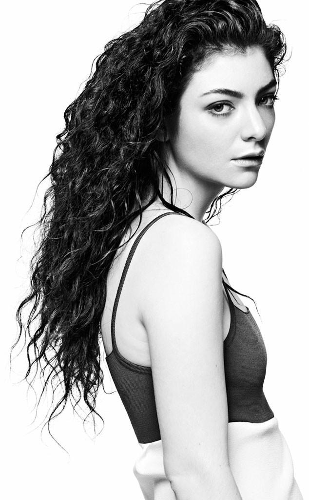 Lorde, V Magazine