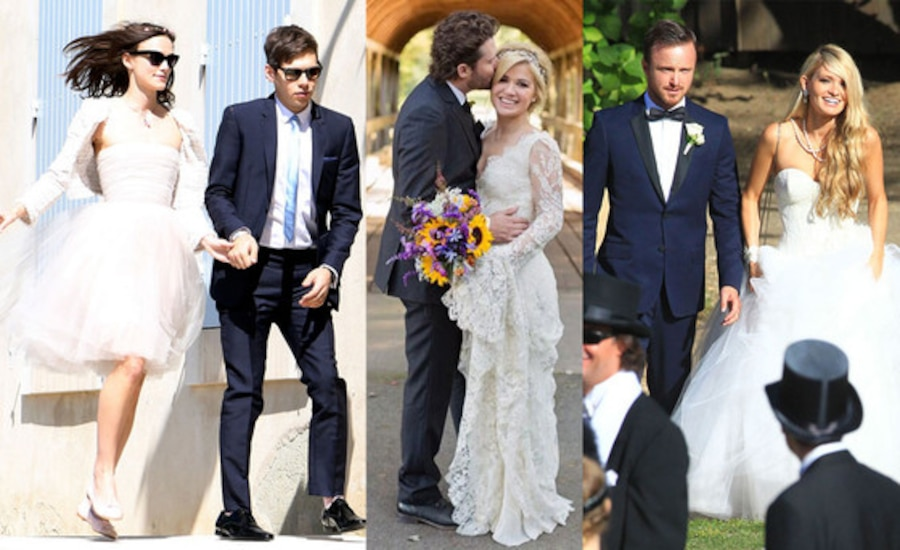 Best Celeb Weddings