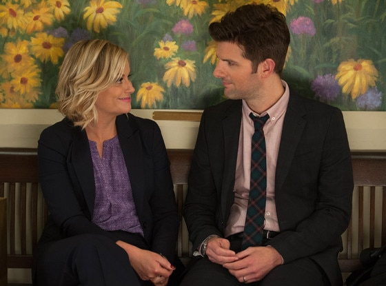 Adam Scott, Amy Poehler, Parks and Recreation