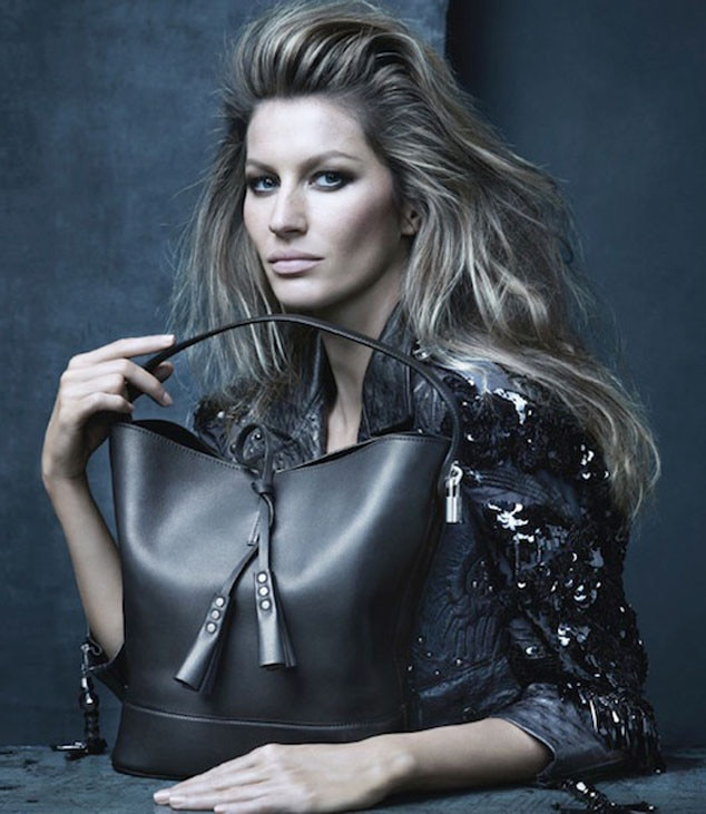 Gisele Bundchen, Louis Vuitton Campaign