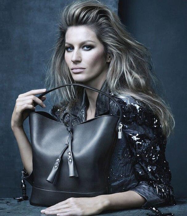 Gisele Bundchen, Louis Vuitton Campaign
