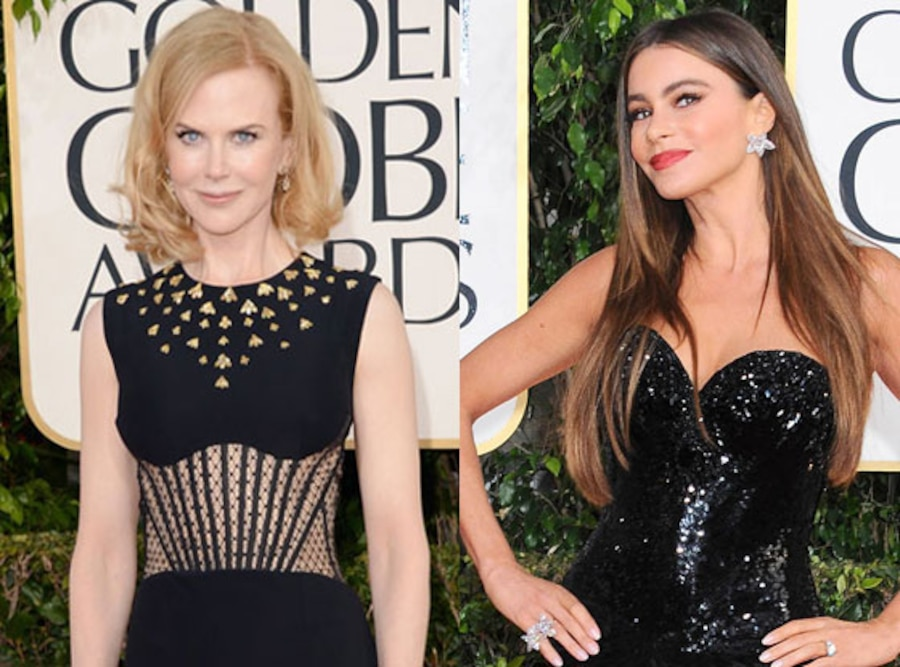 Nicole Kidman, Sofia Vergara