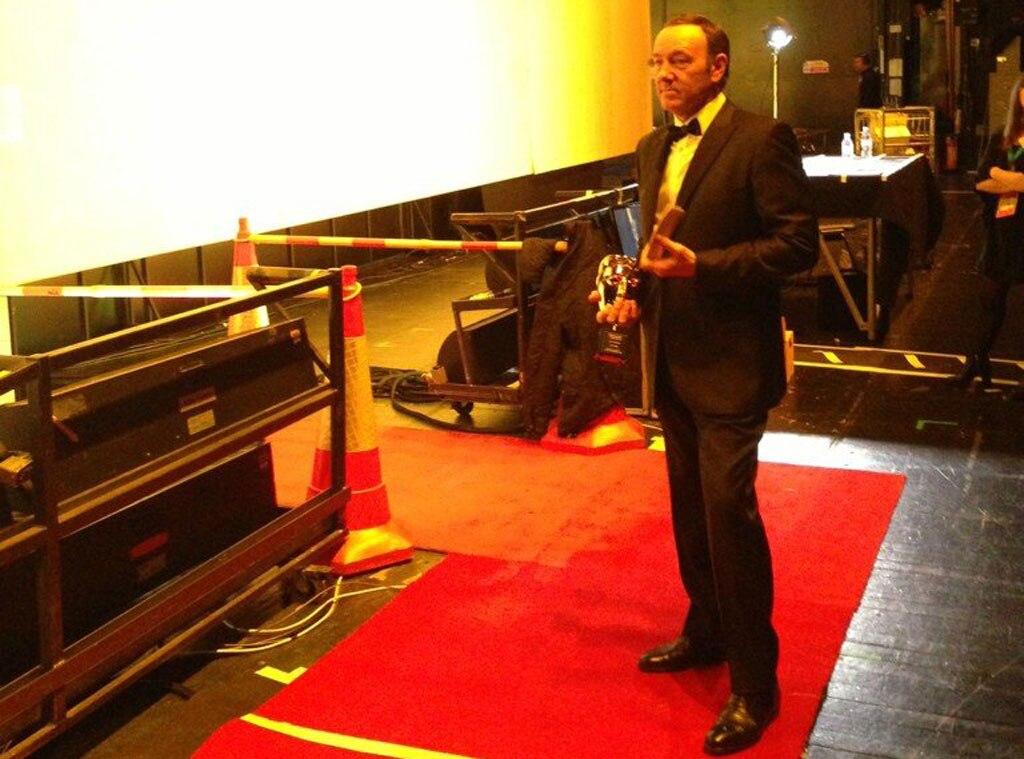 BAFTA Awards Twit pics