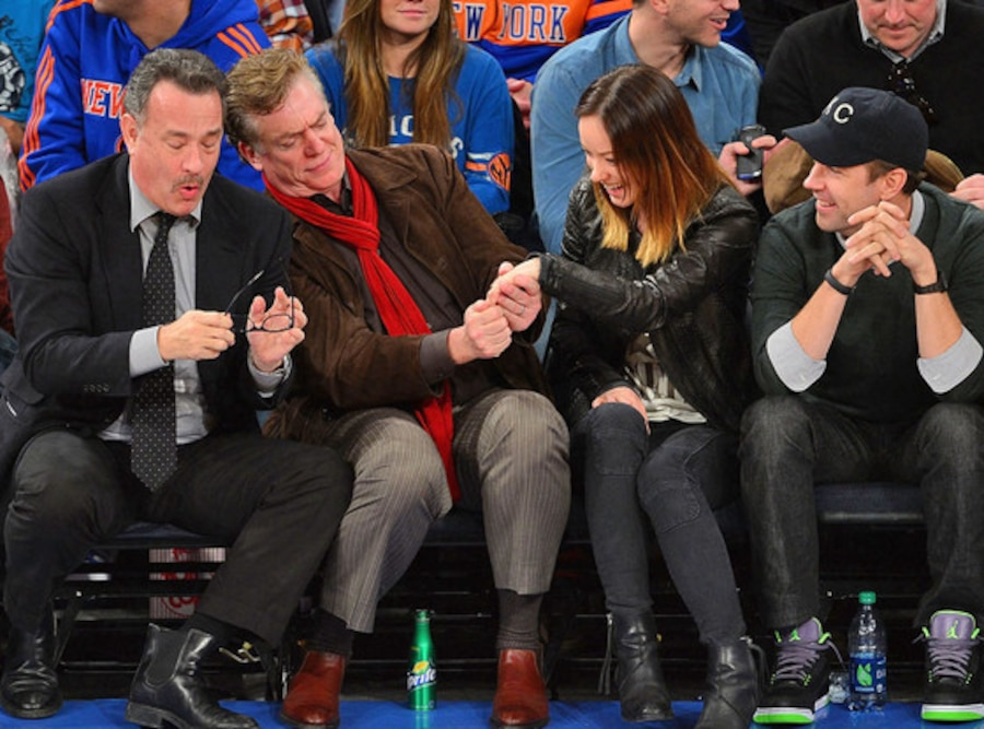 Tom Hanks, Christopher McDonald, Jason Sudeikis, Olivia Wilde