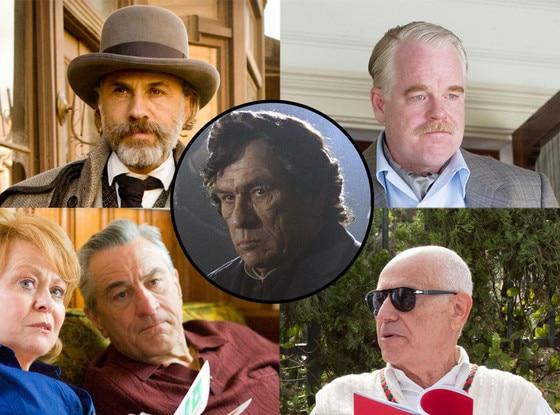 Christoph Waltz, Phillip Seymour Hoffman, Robert De Niro, Alan Arkin, Tommy Lee Jones