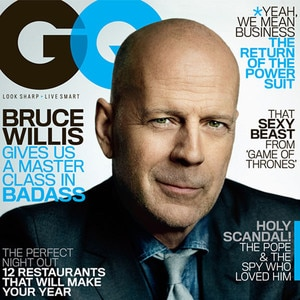 Bruce Willis, GQ