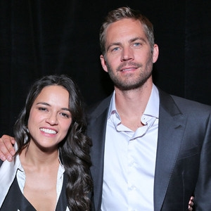 Michelle Rodriguez, Paul Walker