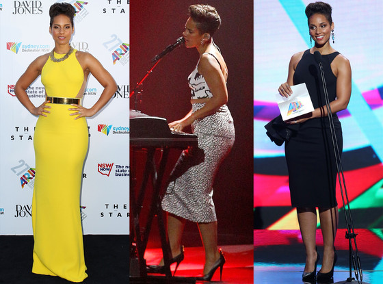 Alicia Keys, ARIA Awards