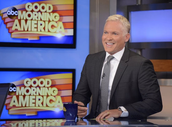 Sam Champion, Good Morning America