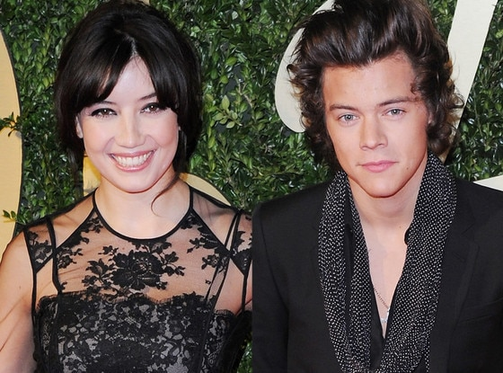 Daisy Lowe, Harry Styles