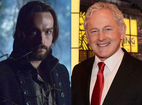 Victor Garber, Sleepy Hollow, Tom Mison