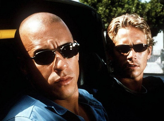 Vin Diesel, Paul Walker, Fast and the Furious