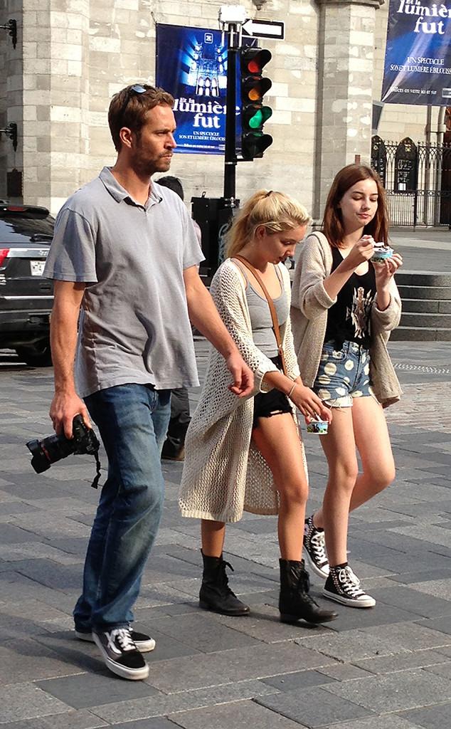 Paul Walker, Daughter