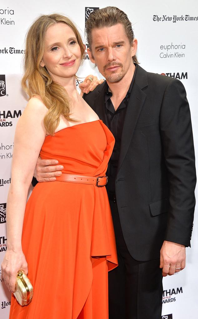 Julie Delpy, Ethan Hawke, Gotham Independent Film Awards