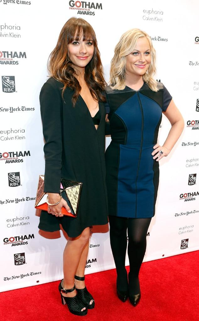 Rashida Jones, Amy Poehler, Gotham Independent Film Awards