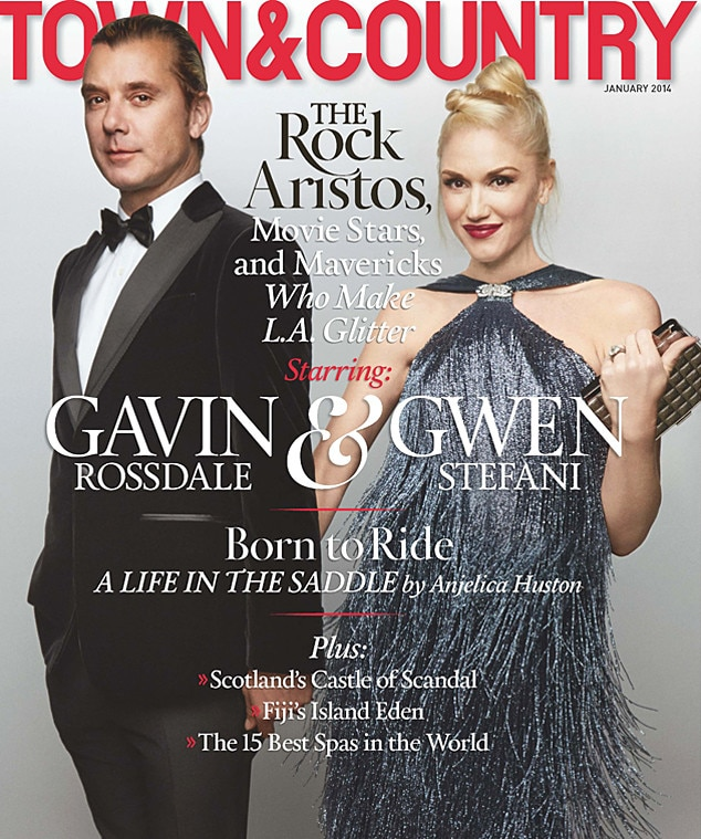 Gwen Stefani, Gavin Rossdale, Town and Country