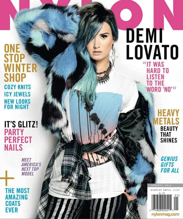 Demi Lovato, Nylon Magazine
