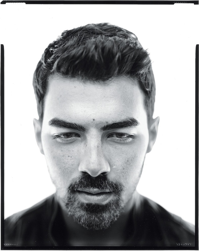 Joe Jonas, New York Magazine