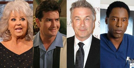 Fired TV Stars