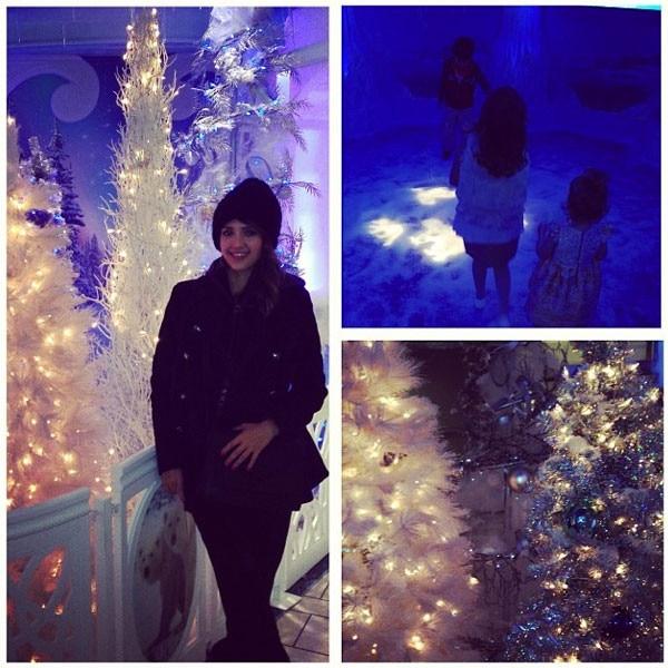 Jessica Alba, Christmas