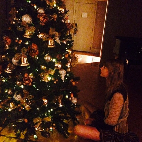 Taylor Swift, Christmas