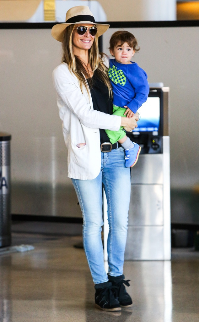 Molly Sims, Brooks