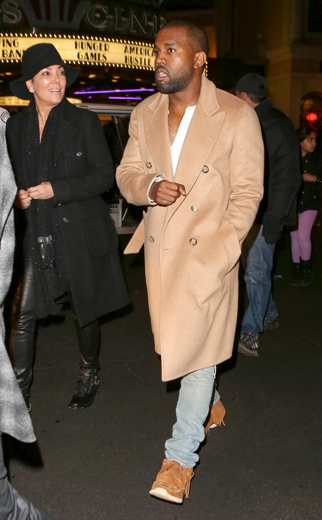 Kris Jenner, Kanye West