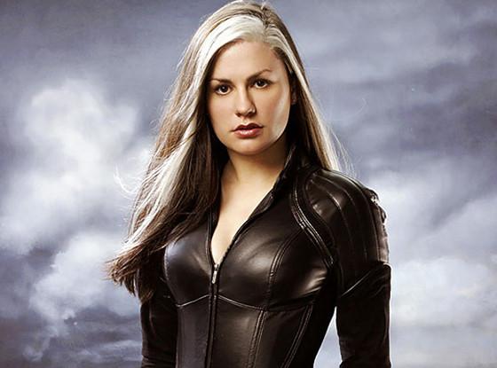 Rogue, Anna Paquin, X Men,