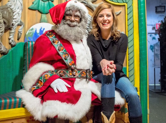 Fear of a Black Santa