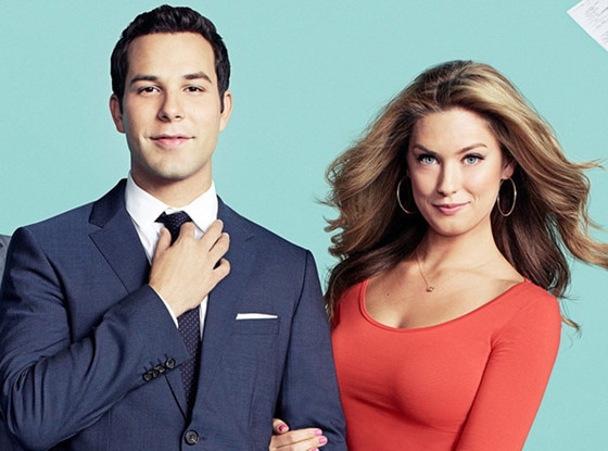 Ground Floor, Anna Camp, Skylar Astin