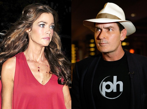 Charlie Sheen Slams Ex-Wife Denise Richards in Nasty ...