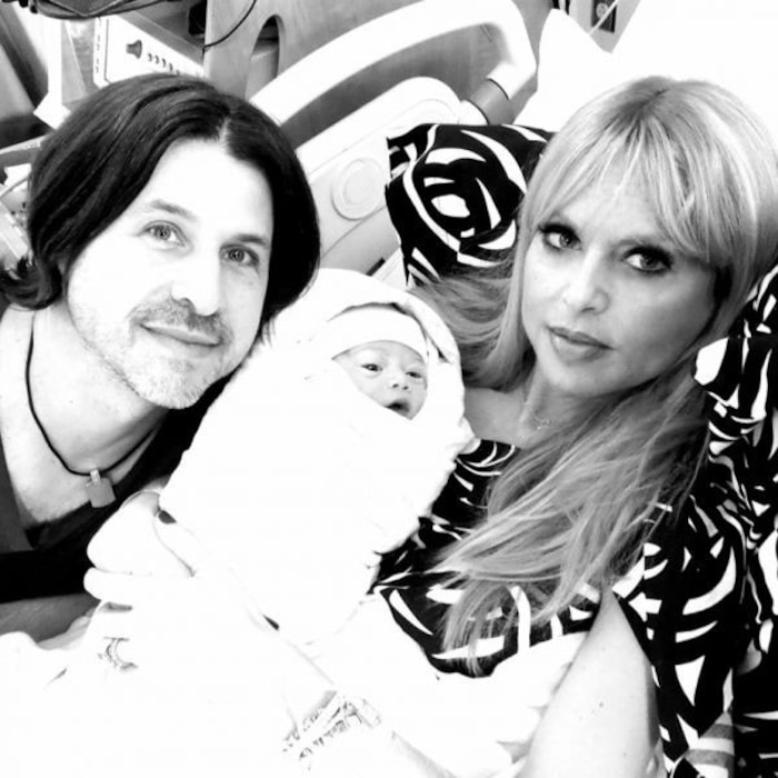 Rachel Zoe, Baby, Kaius Jagger Berman, Rodger Berman