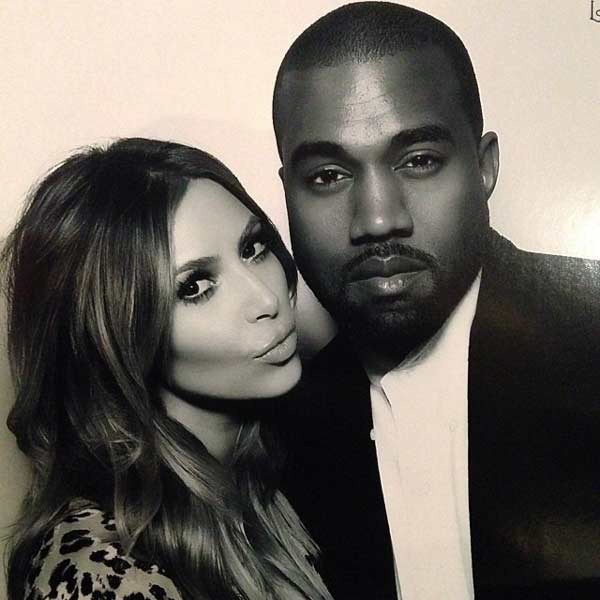 Kim Kardashian, Kanye West, Jenner Christmas Party