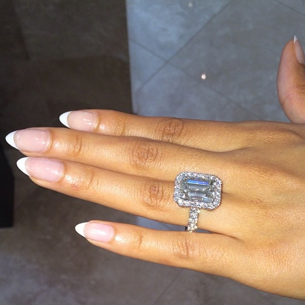 Evelyn Lozada, Engagement Ring