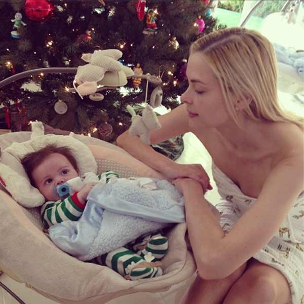 Jaime King, James Knight, Instagram