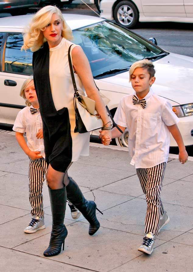 Gwen Stefani, Kingston, Zuma