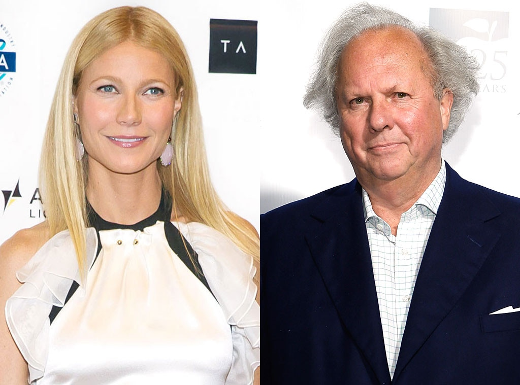 Gwyneth Paltrow, Graydon Carter