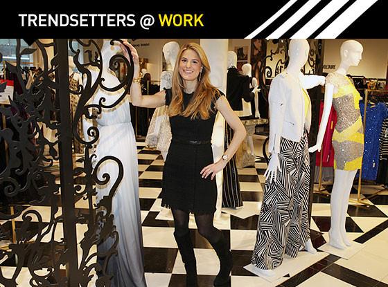 Trendsetters, Brooke Jaffe, Bloomingdales
