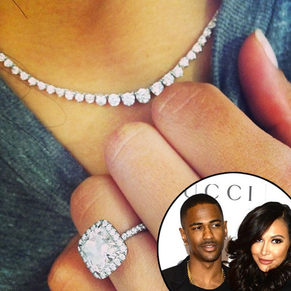 Big Sean, Naya Rivera, Instagram