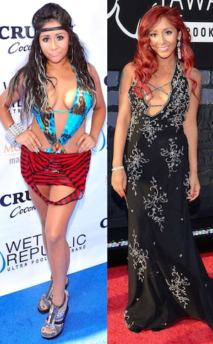 Nicole Snooki Polizzi, Most Improved